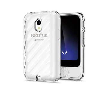 Pocketalk Translator - Vertaalcomputer Pocketalk S Liquid Crystal Case - Beschermhoes Pocketalk Translator
