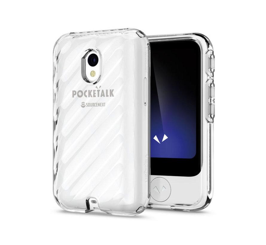 Pocketalk S Luxe Beschermhoes - Liquid Crystal Case