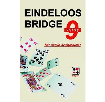 Bridge software Eindeloos Bridge 9.5 - Bridgeprogramma (DVD-Rom) Nieuwe editie