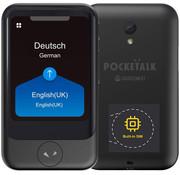 Pocketalk Translator - Vertaalcomputer Pocketalk  S Translator - Pocket Vertaler - Draagbare Vertaalcomputer 75 Talen + Data/Internet in 130+ landen