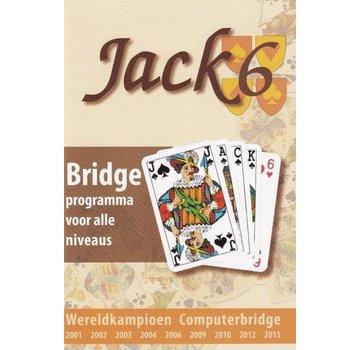 Bridge software Jack 6 Bridgespel - Wereldkampioen Bridge Programma
