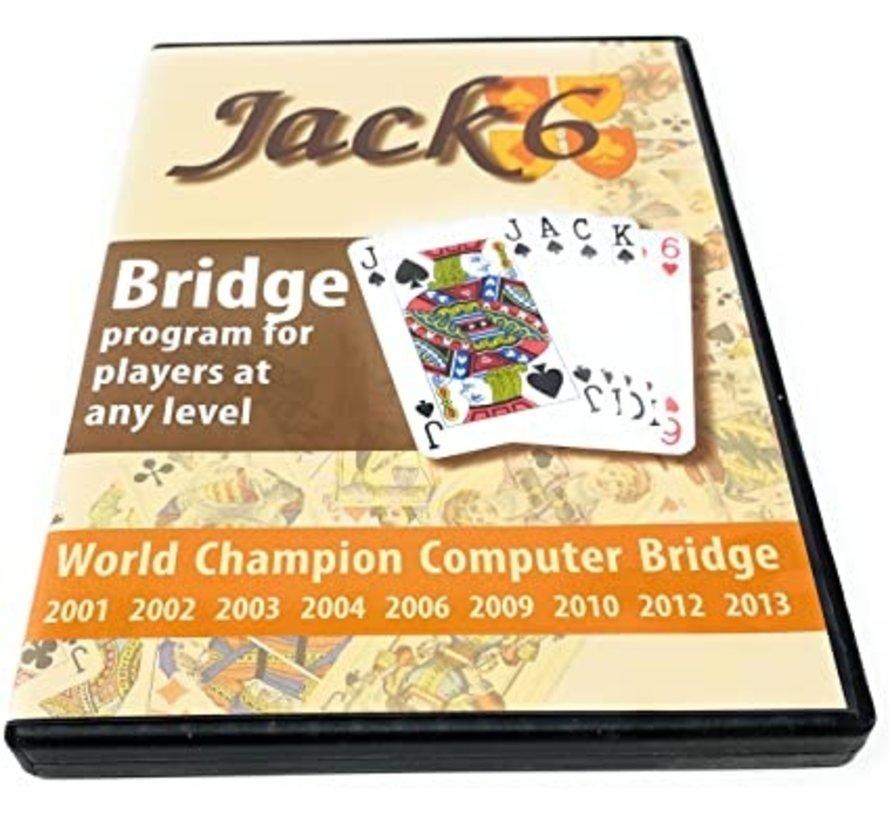 Jack 6 Bridgespel Wereldkampioen - Speel Bridge