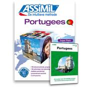 Complete taalcursus Complete cursus Portugees - Niveau A1 tot B2 (Leer Portugees - Boek + Online taalcursus + Audio) Conversatie, Portugees leren spreken en Grammatica