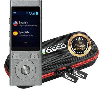 Vasco Vertaalcomputers Vasco 2 Pocket Vertaler + GRATIS Internet (Stem- en Gesprek Vertaler - Vertaalapparaat - Draagbare Vertaalcomputer + Luxe Beschermhoes)