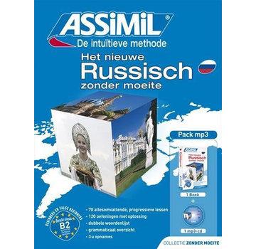 Assimil - Taalcursussen & Leerboeken Russisch zonder moeite - Leerboek + Audio CD