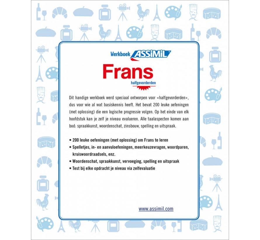 Werkboek Assimil Frans voor Half Gevorderden