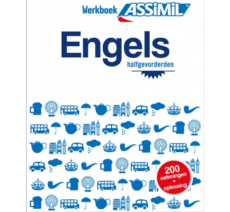 Werkboek Assimil Engels voor Half Gevorderden