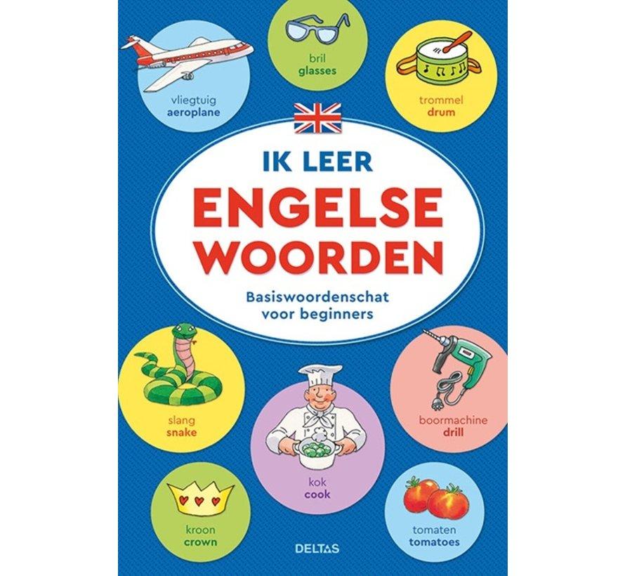 Ik leer Engelse woorden voor Kinderen