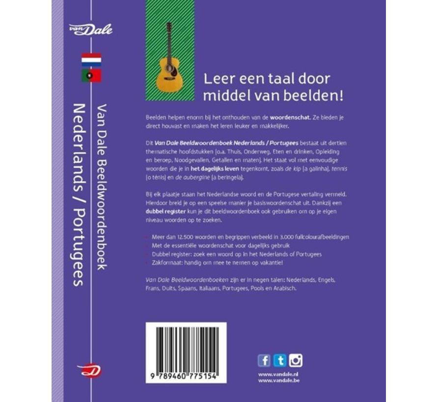 Van Dale Beeldwoordenboek Nederlands - Portugees