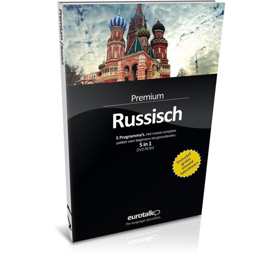 Complete taalcursus Russisch- Eurotalk Premium