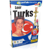 Eurotalk Talk Now Cursus Turks voor Beginners  - Leer de Turkse taal (CD + Download)