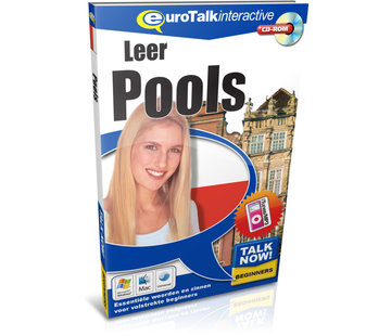 Eurotalk Talk Now Cursus Pools voor Beginners - Leer de Poolse taal (CD + Download)