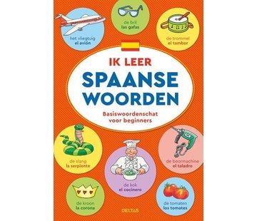 Prisma taalcursussen Ik leer Spaanse woorden - Basiswoordenschat voor beginners
