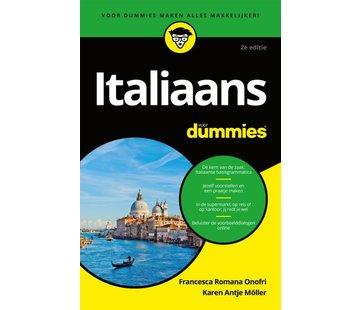 Talen leren voor Dummies - Leerboeken Italiaans voor Dummies - LEERBOEK + Audio