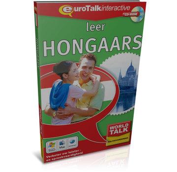 Eurotalk World Talk Leer Hongaars - Cursus Hongaars  voor Gevorderden