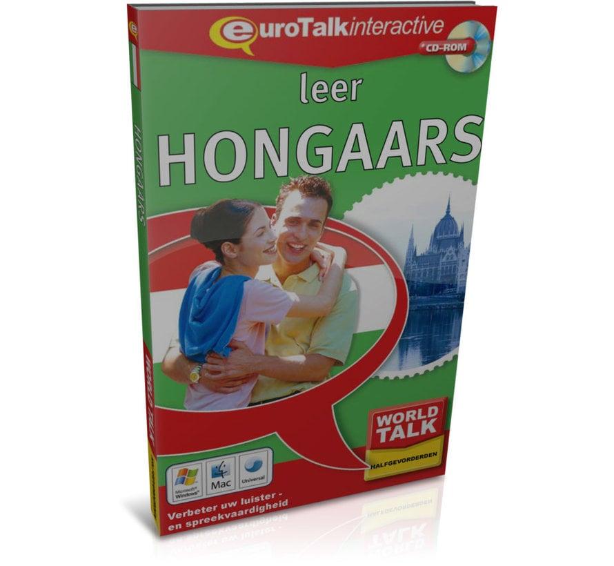 -Leer Hongaars - Cursus Hongaars voor Gevorderden