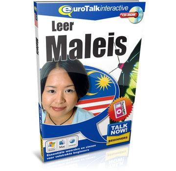 Eurotalk Talk Now Leer Maleis! - Cursus Maleis voor Beginners (CD + Download)