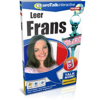 Eurotalk Talk Now Basis cursus Frans voor Beginners  (CD + Download)