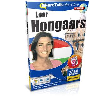 Eurotalk Talk Now Leer Hongaars - Cursus Hongaars voor Beginners (CD + Download)