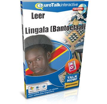 Eurotalk Talk Now Cursus Lingala voor Beginners - Leer de Congo taal