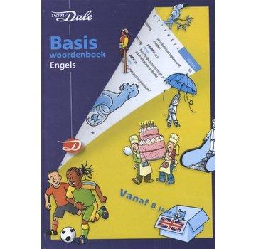 Van Dale Van Dale Basis Woordenboek Engels voor Kinderen