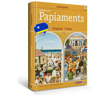 Walburg Pers Cursus Papiaments Leerboek + Audio CD  (Leer Papiaments- Boek + CD)