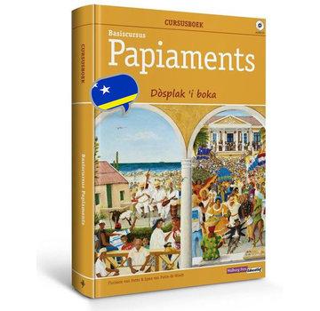 Walburg Pers Cursus Papiaments Leerboek + Audio CD  (Leer Papiaments- Boek + CD)