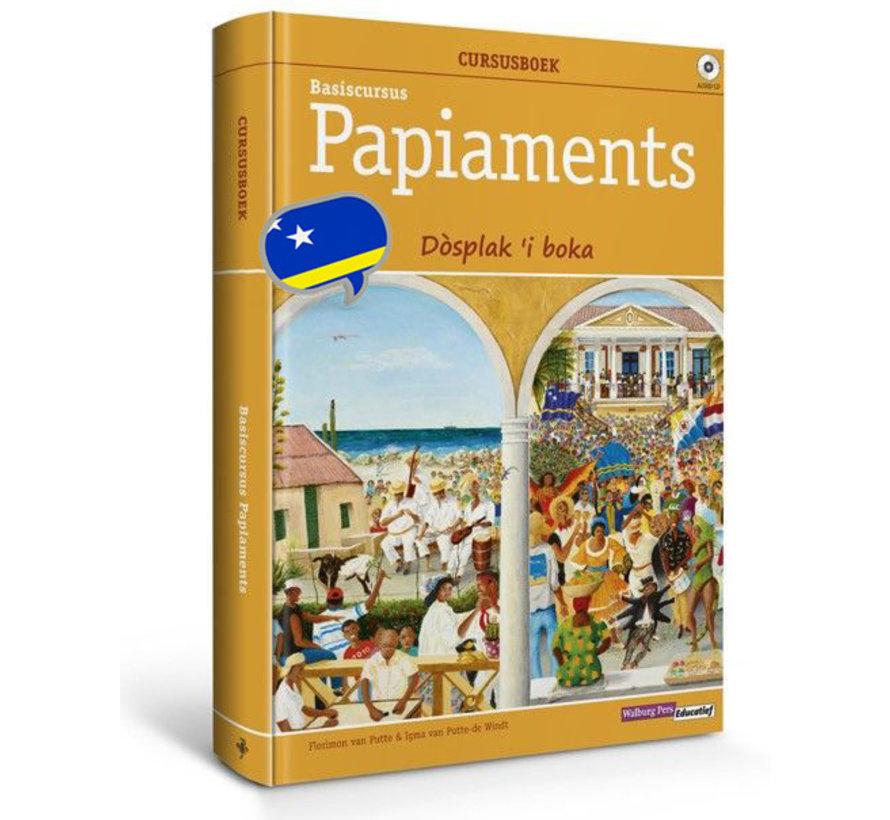 Basis cursus Papiaments Leerboek + Audio CD