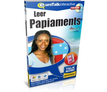 Eurotalk Talk Now Leer Papiaments - Cursus Papiaments voor Beginners (CD + Download)