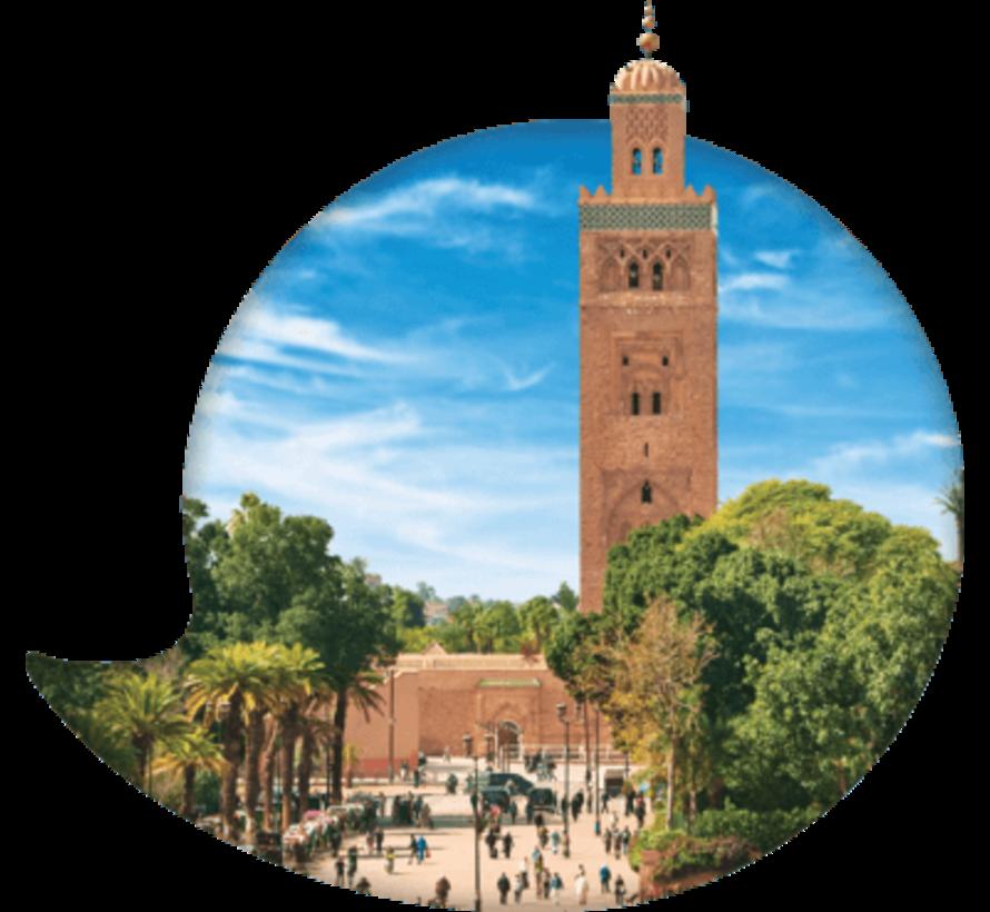 De complete cursus Marokkaans: Online taalcursus + Boek (Taalgids)