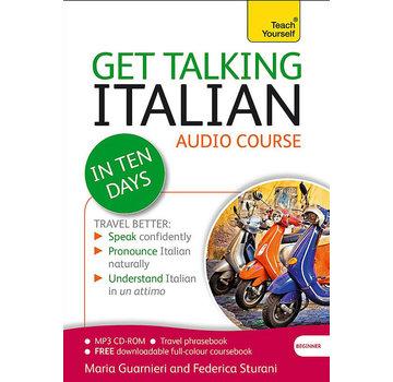 Language Talen leren Get talking Italian - Audio taalcursus italiaans  (CD)