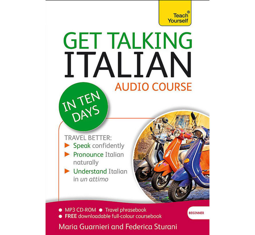 Get talking Italian - Audio taalcursus