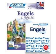 Assimil - Taalcursussen & Leerboeken Assimil - Engels leren  zonder moeite  + Werkboek PAKKET (Boek + CD + Audio  + Werkboek Engels)