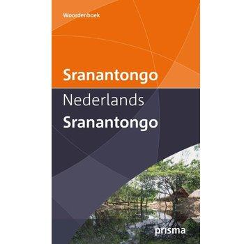 Prisma taalcursussen Woordenboek Sranantongo - Nederlands - Sranantongo