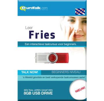 Eurotalk Talk Now Basis cursus Fries voor Beginners (USB)