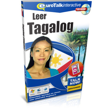 Eurotalk Talk Now Cursus Tagalog voor Beginners - Leer Tagalog (Filipijns)