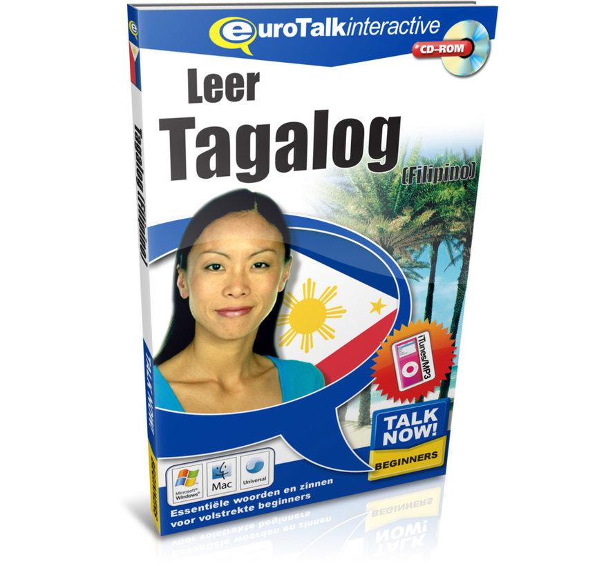 Basis cursus Filipijns (Tagalog) voor Beginners