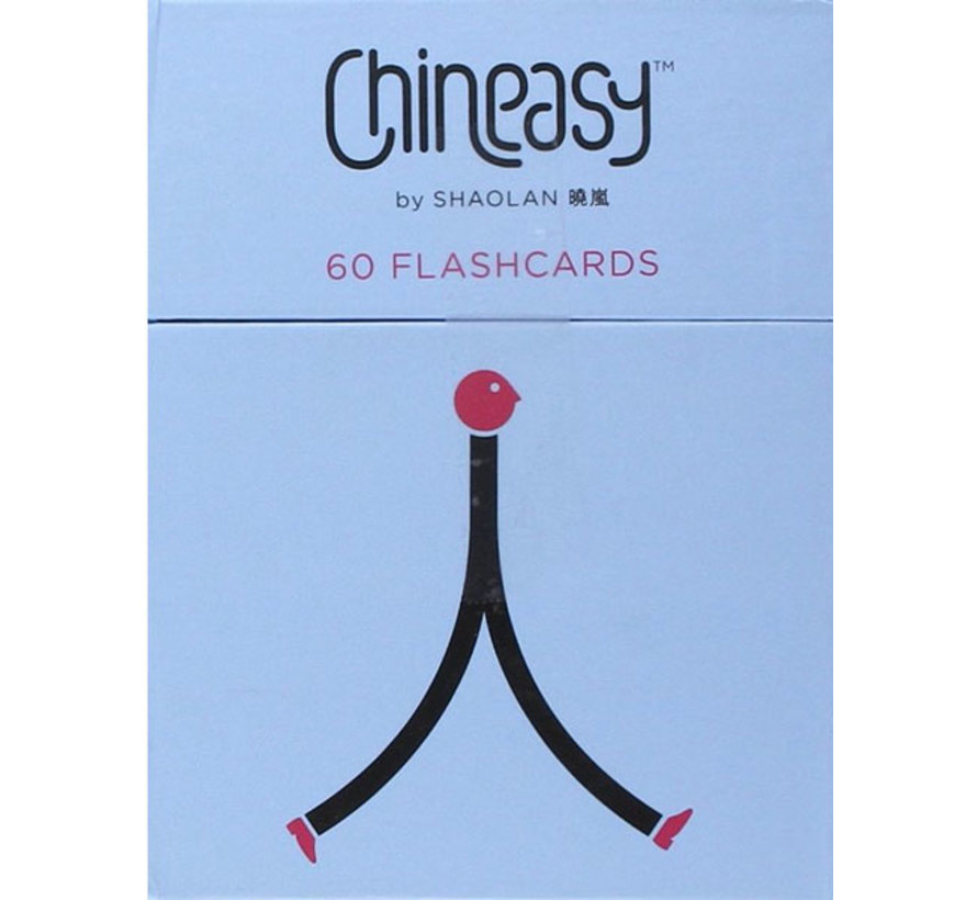 Chineasy - Flashcards- Kaartjes