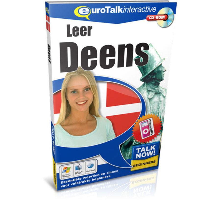 Basis cursus Deens voor Beginners