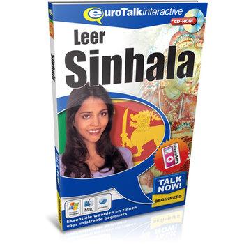 Eurotalk Talk Now Cursus Sinhala voor Beginners | Leer de Singalese taal (Sinhala)