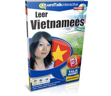 Eurotalk Talk Now Cursus Vietnamees voor Beginners (CD + Download)