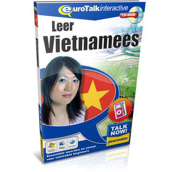 Eurotalk Talk Now Cursus Vietnamees voor Beginners (CD + Download)