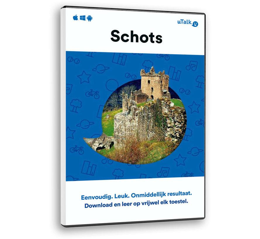 Leer Schots - Complete online taalcursus
