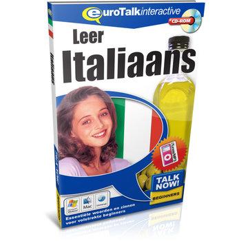 Eurotalk Talk Now Basis cursus Italiaans voor Beginners (CD + Download)