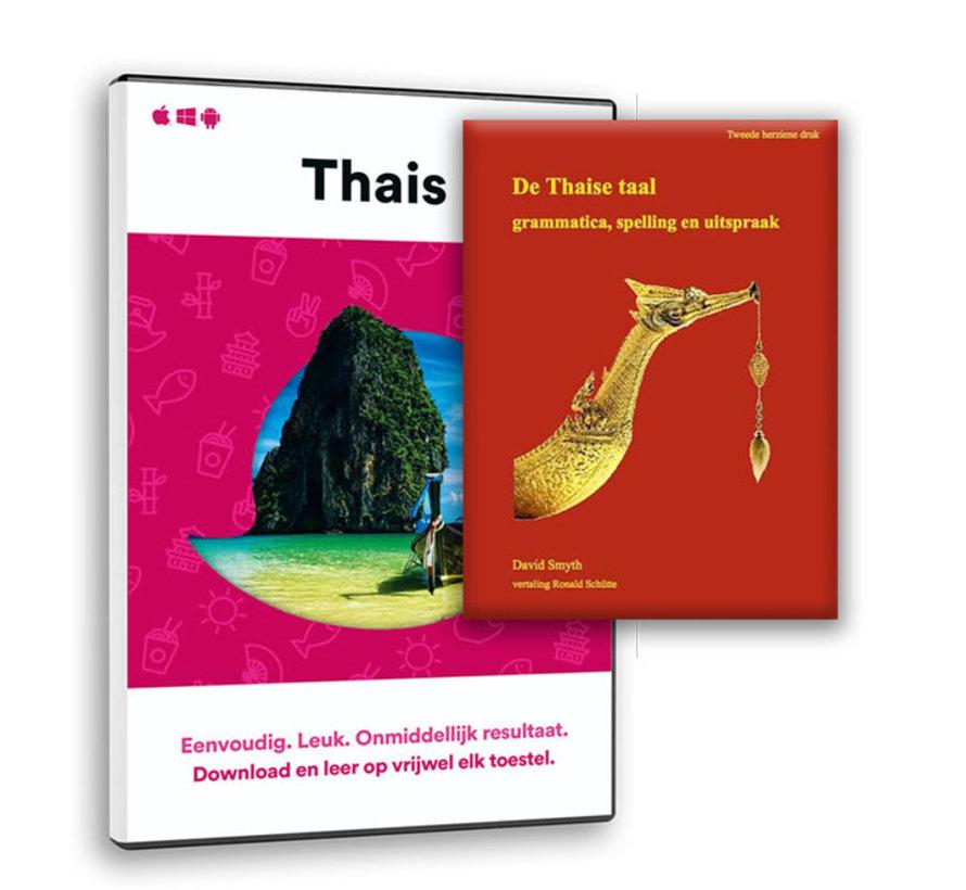 De complete cursus Thais: Online taalcursus + Leerboek Thaise taal