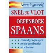 Deltas Snel en Vlot Spaans - Oefenboek Spaans