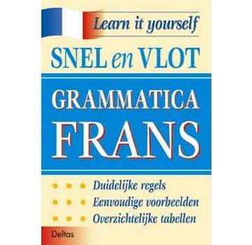 Deltas Snel en Vlot Grammatica Frans
