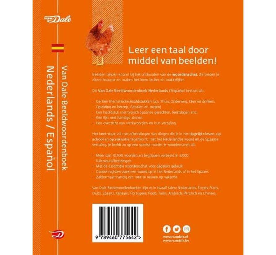 Van Dale Beeldwoordenboek Nederlands - Spaans