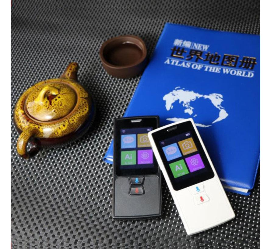 AI Slimme Intelligente Vertaalcomputer 76 talen