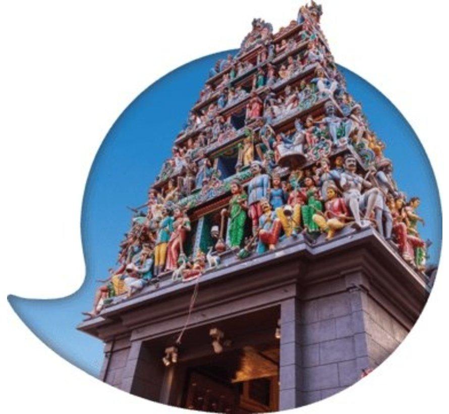 uTalk leer Tamil - Online cursus